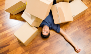 Moving- 5 Tips To Make Moving A Stress Free Experience