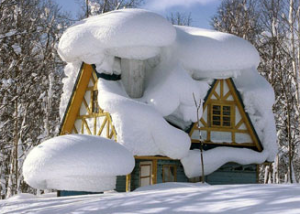 Old Man Winter- Winterizing Your Home in Five Easy Steps