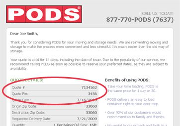 Pods Promo Code That Actually Works From Easystoragesearch Com