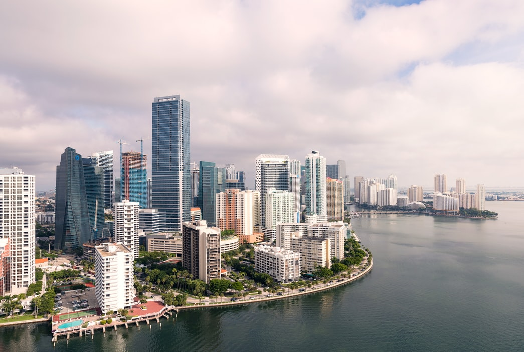 Traveling and Moving to Miami