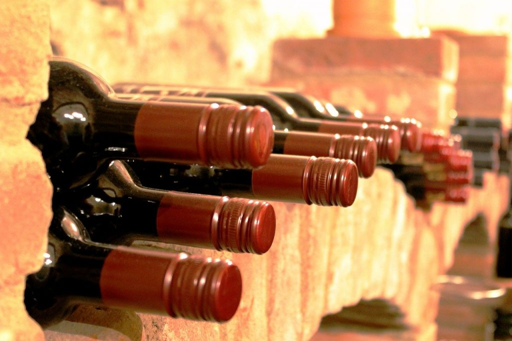 wine storage at home