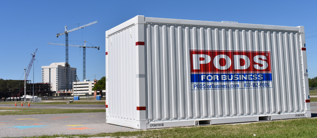 Portable Storage Containers for Business