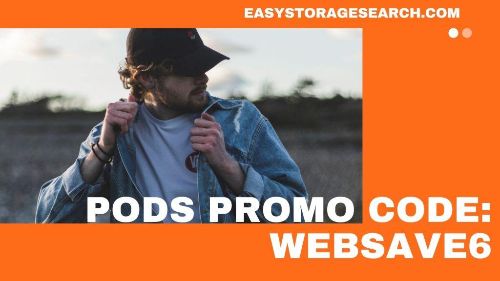 latest pods promo code